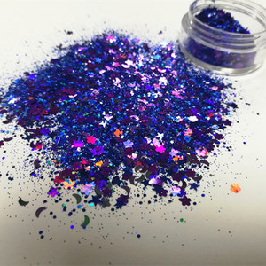 chunky cosmetic glitter,body glitter for party