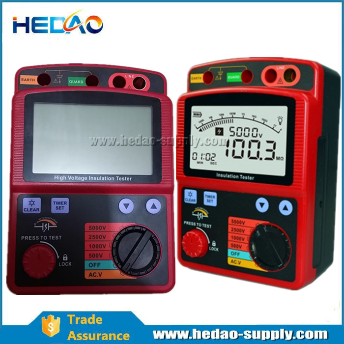 High Voltage Testing Machine Usage and Electronic Power voltage regulator tester 3125