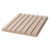 Holzwand-Panel Typ QRD 2D Diffusion Massivholz Qrd Holz Akustische Diffusor Studio Panels