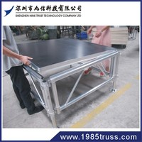 2012 the most popular and durable smart stage for events and wedding