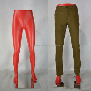 High quality male leg mannequin and leg dummy for pants display
