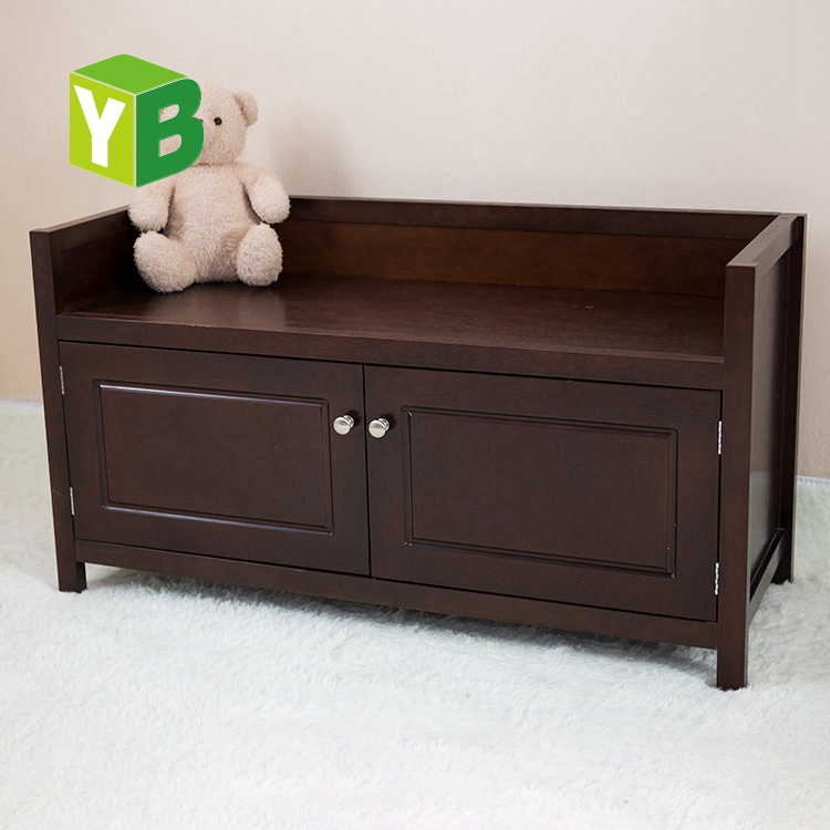 Yibang Cheap Environmental Wood Bedroom Bench With Storage ...