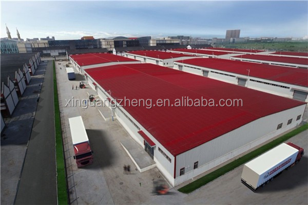 demountable multipurpose multi-story warehouse