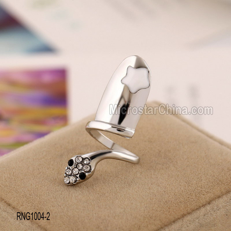 Hot French Design Personalized Latest Gold Ring Designs Finger Ring ...