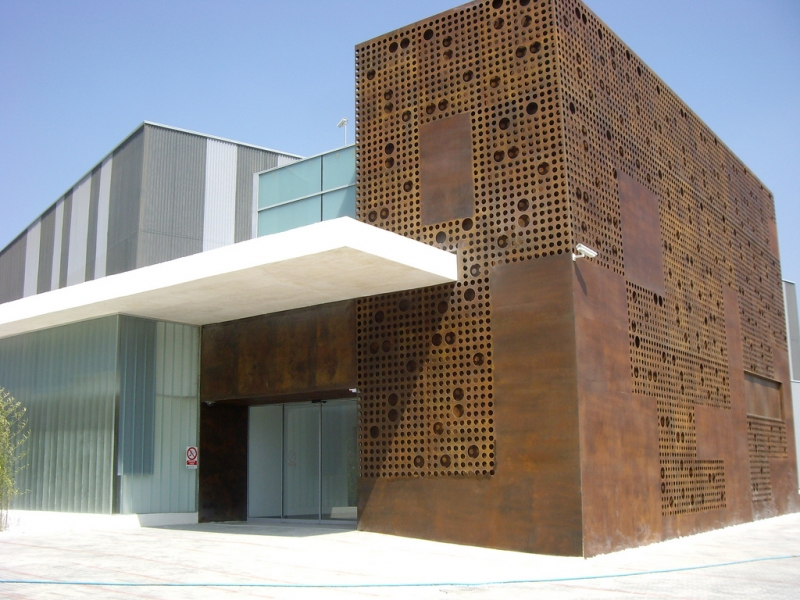 Muebles De Aluminio Panel De Nido De Abeja Usd Para