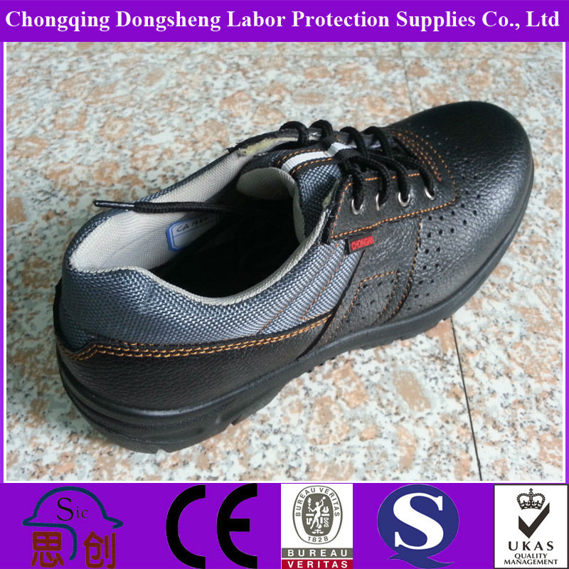 Dual Density Pu Sole Dockers Safety Shoes