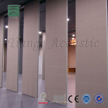 Folding Doors Internal Soundproof Types Wooden Partition Wall
