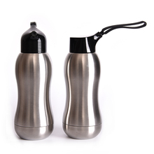 350ML stainless steel water bottle with new design double wall keep water hot your best winter companion