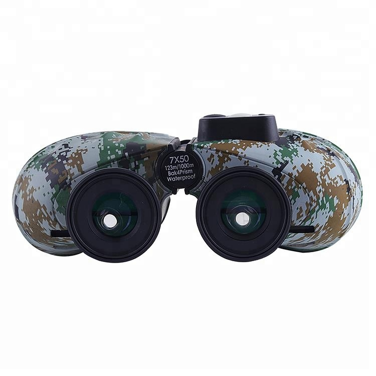 Competitive Price Marine Long Distance 7x50 Binoculars Telescope Night Vision With Compass