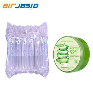Cosmetic air column bag express packaging protection Buffer Bubble bag inflatable cushion bag Wholesale