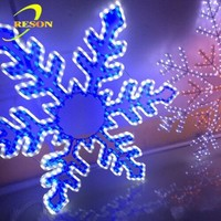 Best selling products large snowflake decorations