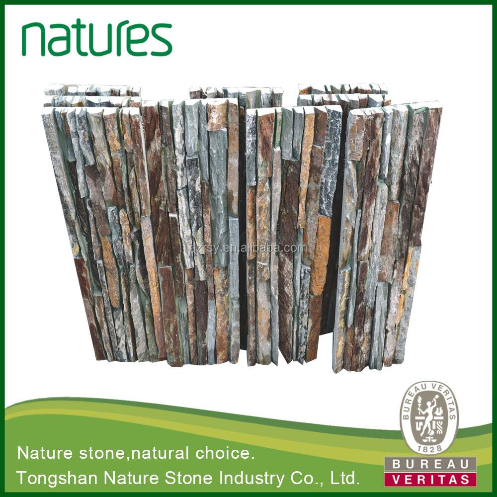 China Artificial Stone Fake Rock Siding
