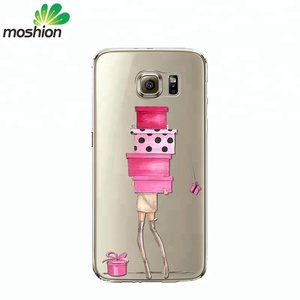 Hot Sale Free Sample 3D Animal Sexy Girl Mobile Phone Case for Samsung Galaxy S5 S6 S6Edge S6Edge+ S7 S7edge