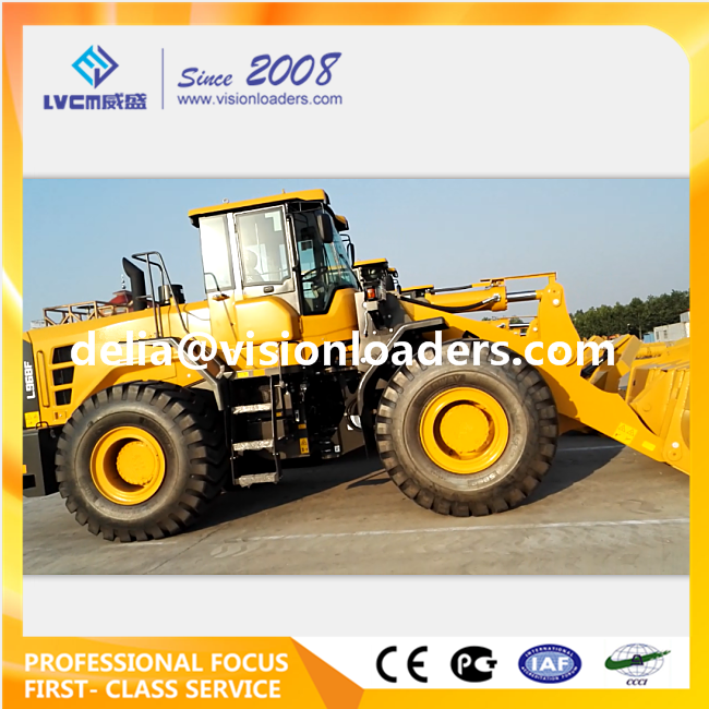 L968F, L968F Wheel loader, L938F L948F L953F L955F L956F L956FH L958F L968F New Generation Loaders for sale