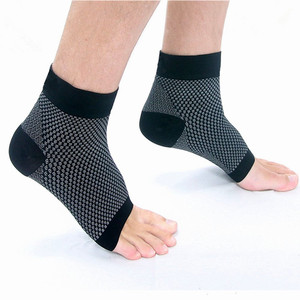 Anti Fatigue Ankle Support Sleeve/Fasciitis Compression Ankle Brace/Plantar ankle sock compression