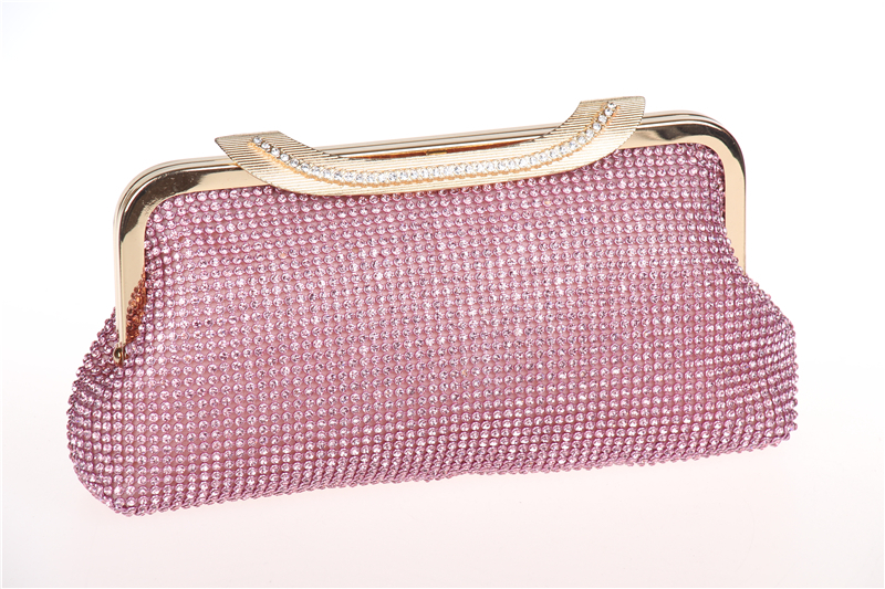 ff79c43f76 Buy Baby Pink Crystal Evening Clutch Purse Rhinestone Cocktail Clutch Bag  SS8000 in Cheap Price on m.alibaba.com