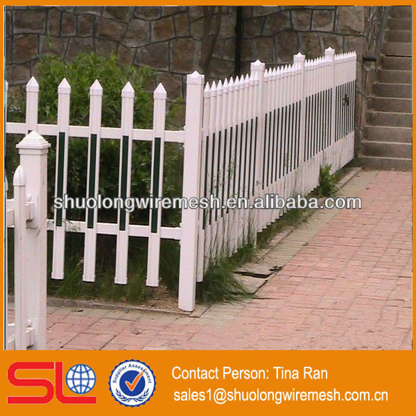 Bv Certificate Decorative Outdoor Metal Garden Edging Fencing