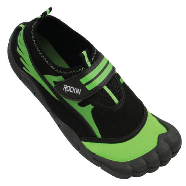 e1718f03e10 Get Quotations · Rockin Footwear Womens Aqua Foot Water Shoes