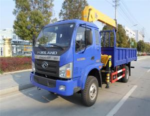 Original FOTON tipper truck mounted 5tons crane--factory direct sale 008615826750255(Whatsapp)