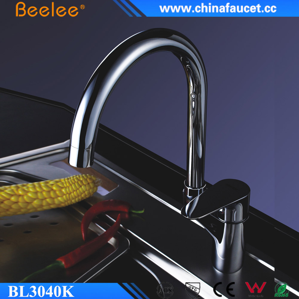 Beelee Single Handle Swivel Spout Kitchen Mixer Tap kitchen Sink Faucet Mixer