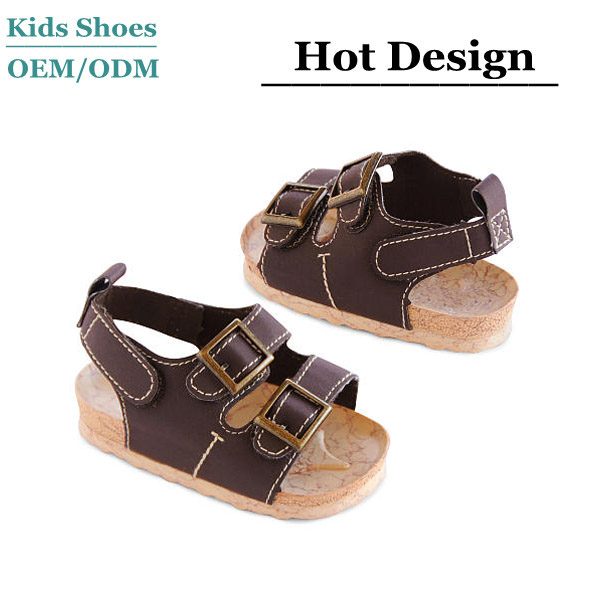 cd78f112838c China brown kids sandals wholesale 🇨🇳 - Alibaba