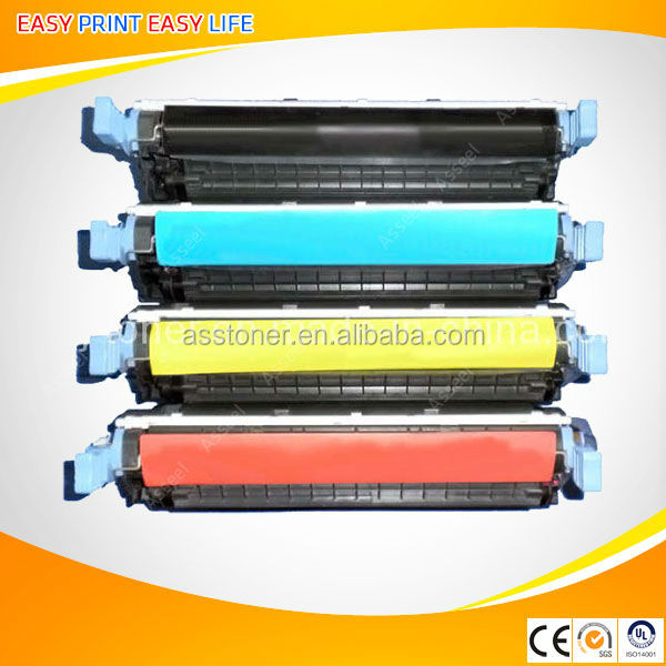 Compatible color toner cartridge for HP 9720 A9721A 9722A 9723A