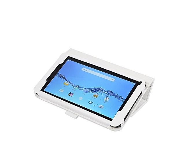 NOVEDADES DigiLand DL718M, DL721-RB Funda para tableta de 7 pulgadas, blanco