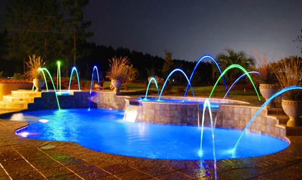 300w 500w Replacement Gx16d Base 36w 54w Par56 Led Pool Light Lamp ...
