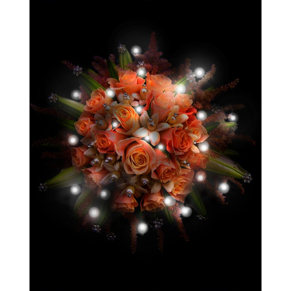 Tiny Led Light Ball Firefly Effect Lighting Firefly Lights