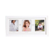 Hot sale white wooden decor family photo frames photo frame stand