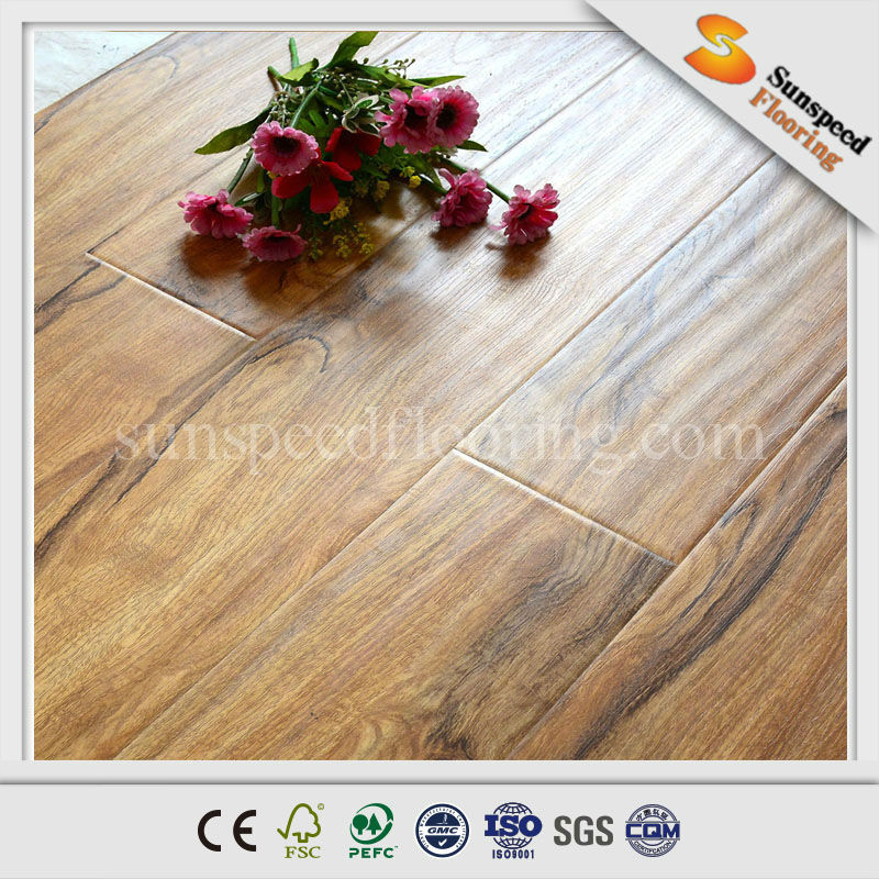 popular design waterproof wood laminate flooring pergo colors