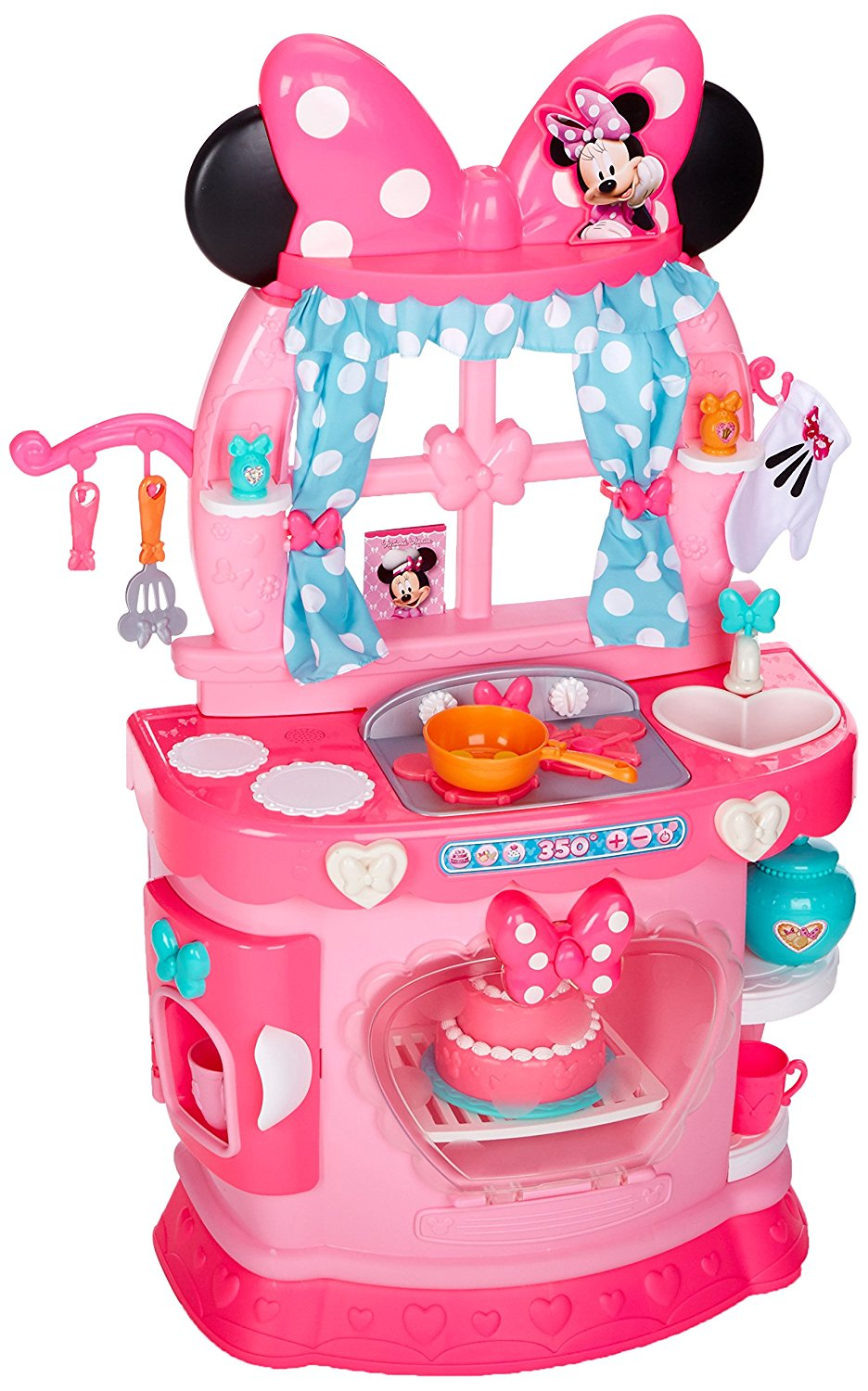 Get quotations · jusub minnie bow tique sweet surprises kitchen toy