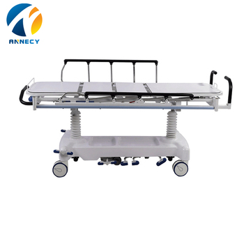 AC-ST016 Hydraulic Transfer Stretcher with Bed board for X-ray examination