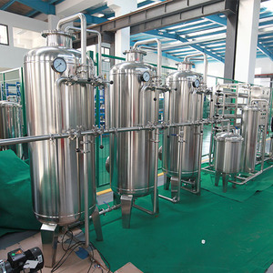 Stainless Steel Ozone Tower Water Treatment
