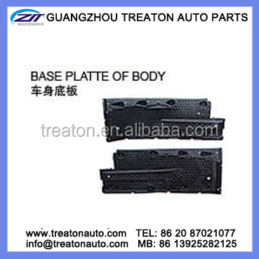 BASE PLATTE OF BODY FOR TOURAN CADDY 22 03-05
