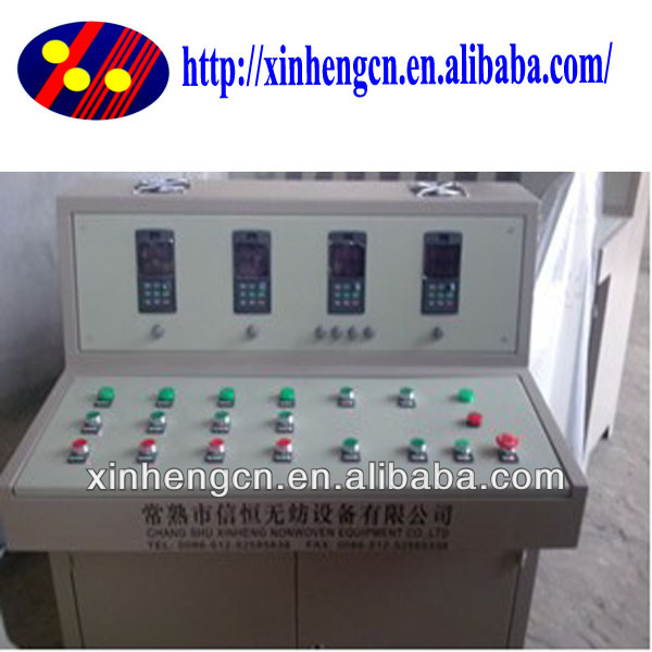 control system,Nonwoven Electrical automatic Control System