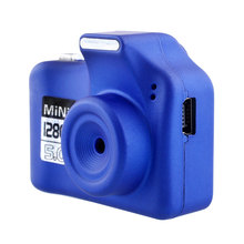 720×480 Digital Video Audio Recorder Camera Mini DVR DV Cam Surveillance Pocket Camcorder Motion Detector Blue