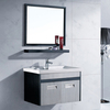 wall-mounted low price bathroom vanity cabinets