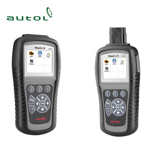 Autel MaxiLink ML619 Mut ii Diagnostic Tool Update Online Better Than Autel Autolink Al619 Car Code Reader