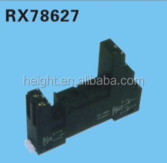 Hot Sale 5 pin Relay Socket, electrical relay, refrigerator relay prices
