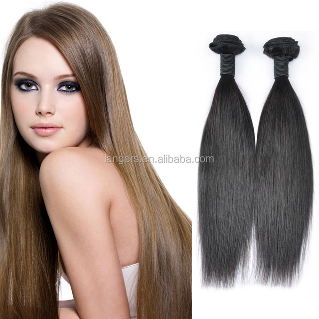 Buy cheap china hair extensions sleek products find china hair sleek wholesale virgin asian hair weave indian cheap straight hair extensions pmusecretfo Gallery
