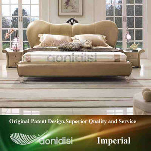 Extravagant but Cheap Royal Style Bed Y1191