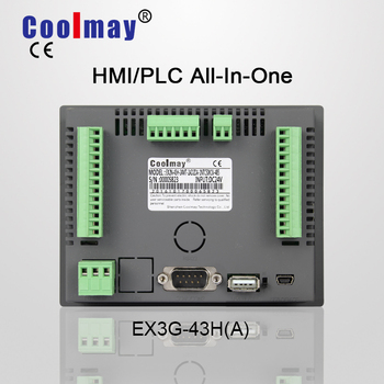 Coolmay Integrated Plc And Hmi With Mitsubishi Compatied Gx Developer  Software - Buy Plc And Hmi,Integrated Plc,Plc Software Product on  Alibaba com