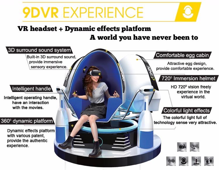 b78210929ae Amusement Easy Operate Imax Virtual Reality Mobile Rider 3D 4D 5D 6D 7D 8D Vr  Simulator. 9D VR Cinema ...