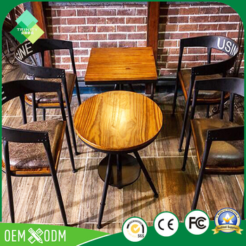 Wholesale Used Coffee Shop Table And Chairmetal Commercial Outdoor