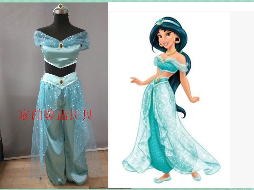 ladies sexy aladdin princess jasmine costume adults princess jasmine costumes for women dresses. Black Bedroom Furniture Sets. Home Design Ideas