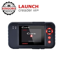 2019 Best Price and High Quality Launch X431 Creader VII plus 7+ OBD2 Code Scanner Reader Auto Repair Tool as launch crp123