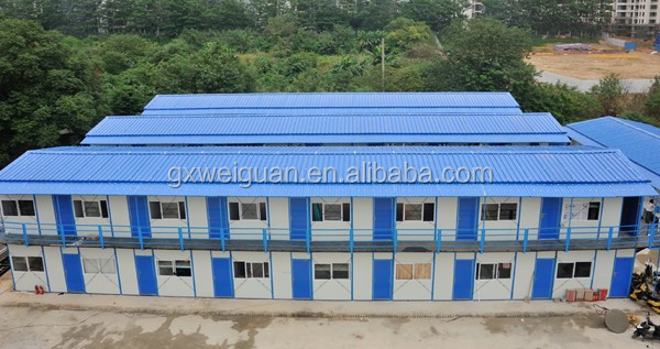 Easy Assembling And Environmental Prefabricated Office