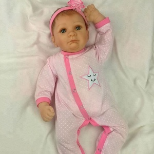 Lovely Fashion New Born Vinyl Baby Doll That Looks Real