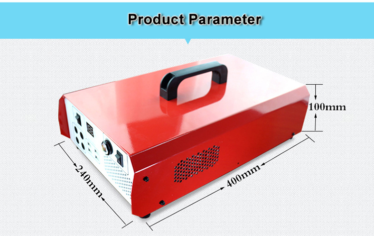2018 Trending Products Portable Solar Power Station 500w Power Supply for Project